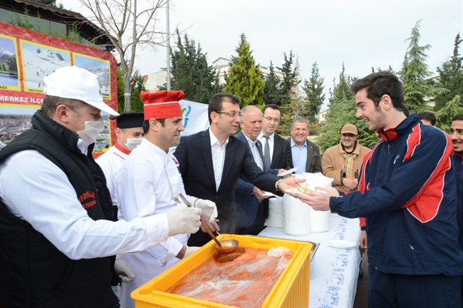 İSTKAYDER 1. MANTI FESTİVALİ
